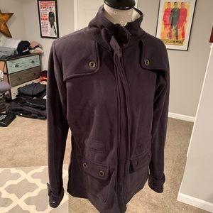 Carhartt sweatshirt jacket